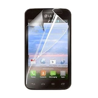 Insten Clear LCD Phone Screen Protector Film Cover For LG Lucky/ Sunrise