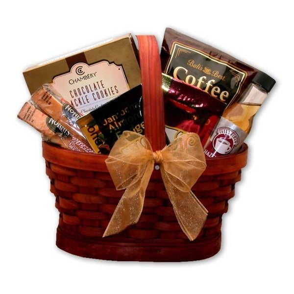 Coffee Break Gift Basket 15722642