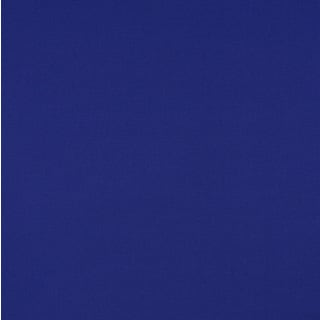 B493 Blue Solid Indoor Outdoor Marine Scotchgard Upholstery Fabric By The Yard