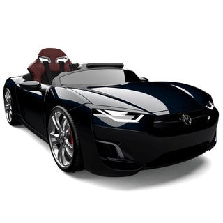 Henes Broon F830 12v Car with Tablet (RC) Black
