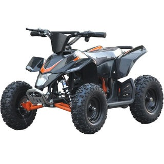 MotoTec 24v Mini Quad v3 Black