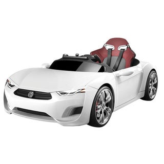 Henes Broon F830 12v Car with Tablet (RC) White