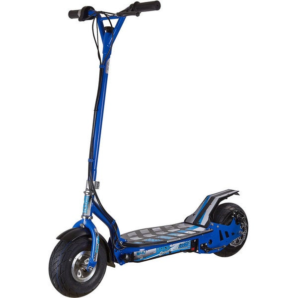 UberScoot 300w Scooter Blue by Evo Powerboards