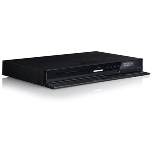 LG BD690 (Refurbished) 3D-capable Blu-ray Disc Player with Smart Tv and 250gb Storage 15722930