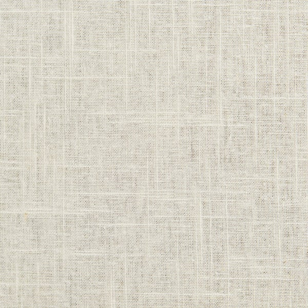 B0080a Linen Natural Solid Textured Linen Look Upholstery Fabric By The Yard
