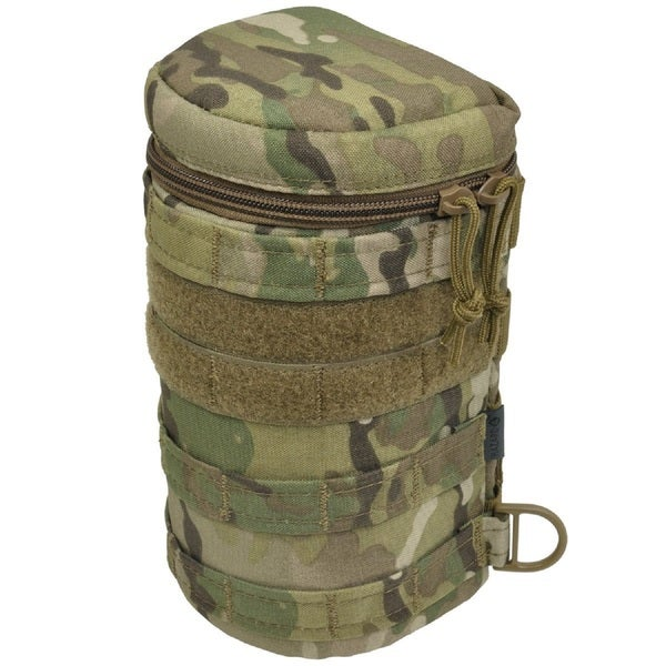 Hazard4 JellyRoll MOLLE Green Camo Lens/ Scope/ Bottle Case