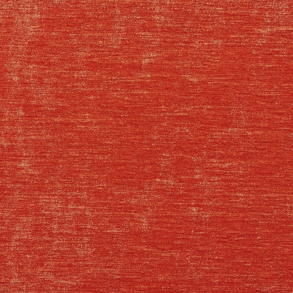 A0150f Bright Orange Solid Shiny Woven Velvet Upholstery Fabric By The Yard