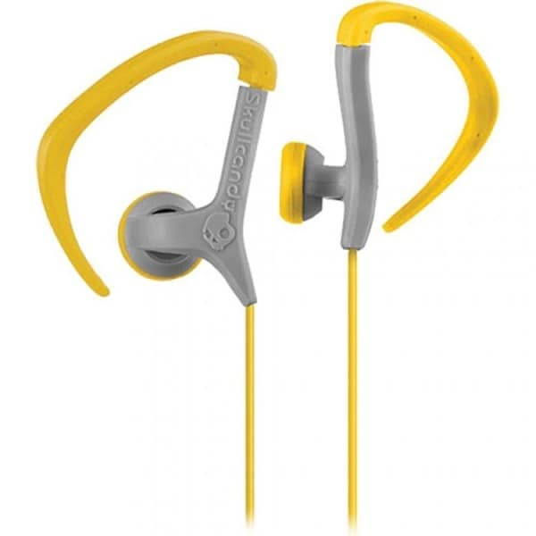 Skullcandy Chops Yellow-orange/ Grey Sport Headphones