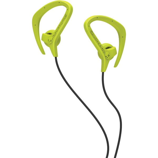 Skullcandy Chops Hot Lime Sport Headphones