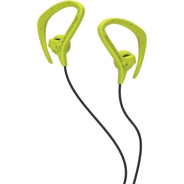 Skullcandy Chops Hot Lime Sport Headphones