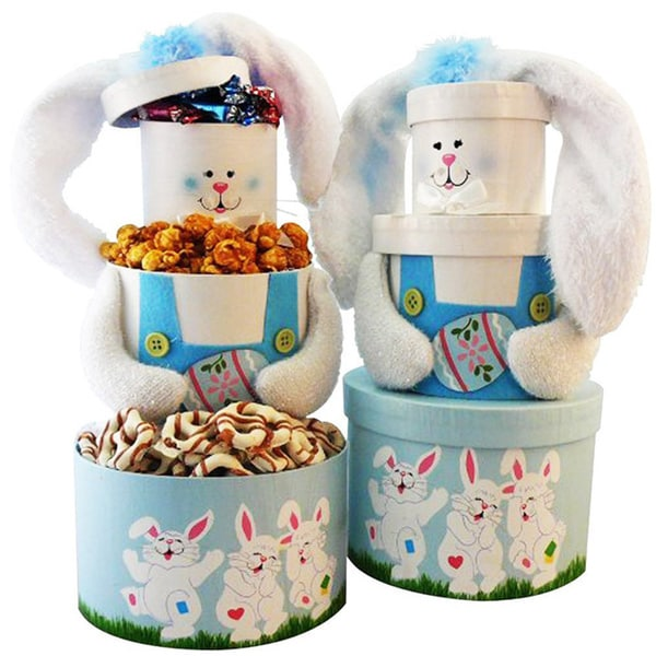Somebunny Special Bunny Gift Tower