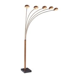 Lite Source Multi-Lite I Arch Floor Lamp