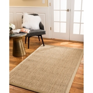 Maritime Sage Seagrass Rug (9' x 12')
