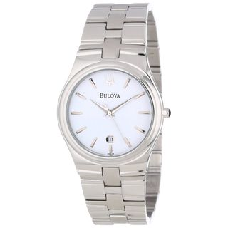 Bulova Men's 96B106 Stainless Steel Watch