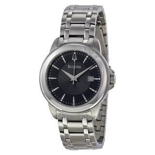 Bulova Men's 96B177 Stainless Steel Watch