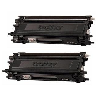 2 Pack Replacing Brother TN-115 115K Black Toner Cartridge