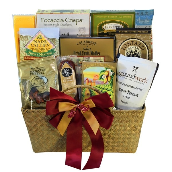 The Finer Things Gourmet Food and Snacks Gift Basket 15725701