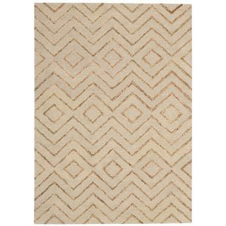 Barclay Butera by Nourison Intermix Sand Rug (5'3 x 7'5)