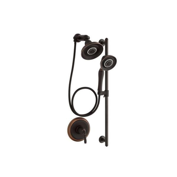 Kohler Devonshire Essentials Performance Showering Package in Oil-rubbed Bronze 15726225