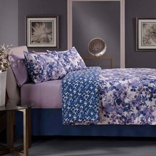 Grove Hill Silhouette Cotton 3-piece Duvet Cover Set