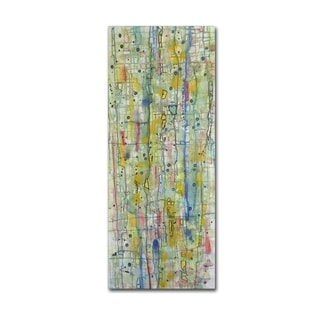 Sylvie Demers 'Air du Temps 2' Gallery Wrapped Canvas Art