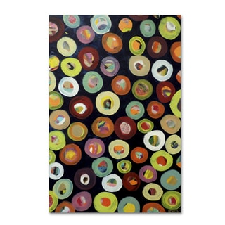 Sylvie Demers 'Archipel' Gallery Wrapped Canvas Art