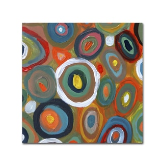 Sylvie Demers 'Carisma' Gallery Wrapped Canvas Art