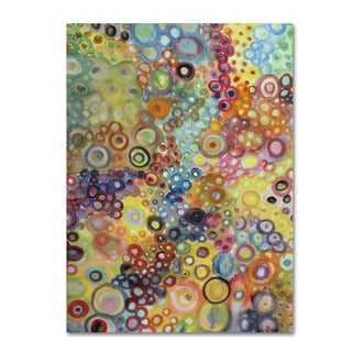 Sylvie Demers 'Cellulaires' Gallery Wrapped Canvas Art