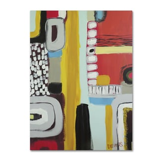 Sylvie Demers 'Chemins' Gallery Wrapped Canvas Art