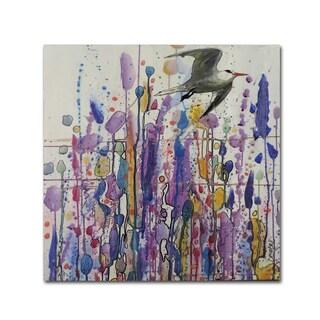 Sylvie Demers 'Libre Voie' Gallery Wrapped Canvas Art