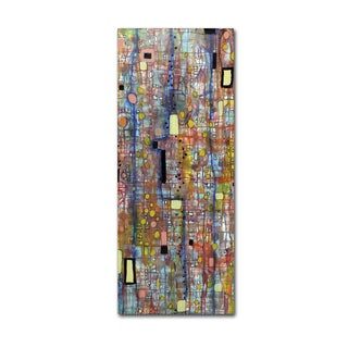 Sylvie Demers 'Nervures' Gallery Wrapped Canvas Art
