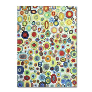 Sylvie Demers 'Viva' Gallery Wrapped Canvas Art