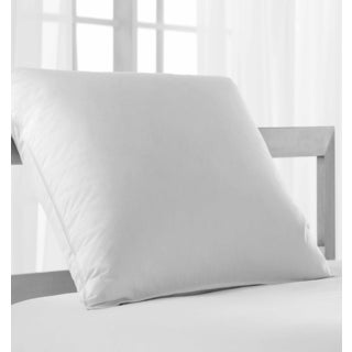 Goose Feather 18 x 18 Euro Square Pillow (Set of 4)