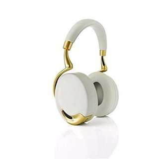 Parrot Zik 1.0 White/ Gold Over-ear Wireless Headphones
