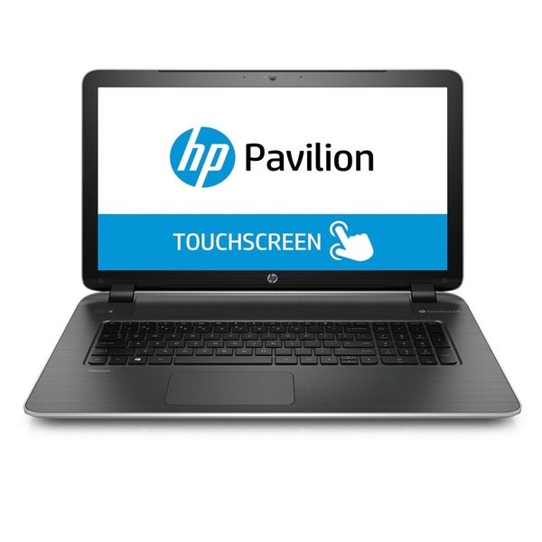HP Pavilion 17-f023cl AMD Quad-Core A10, 8GB, 1TB HD 17.3-Inch TouchSmart Windows 8.1 Notebook (Refurbished)