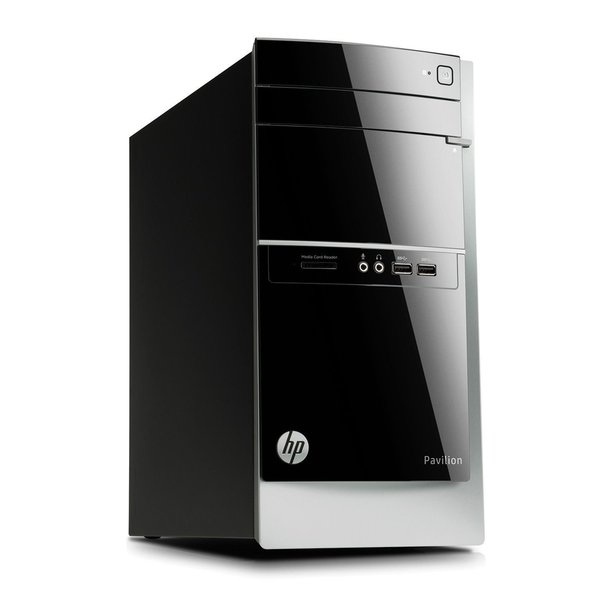 HP Pavilion 500-277c, Core i7-4770, 12GB RAM, 1TB HD, DVD, Desktop PC (Refurbished)
