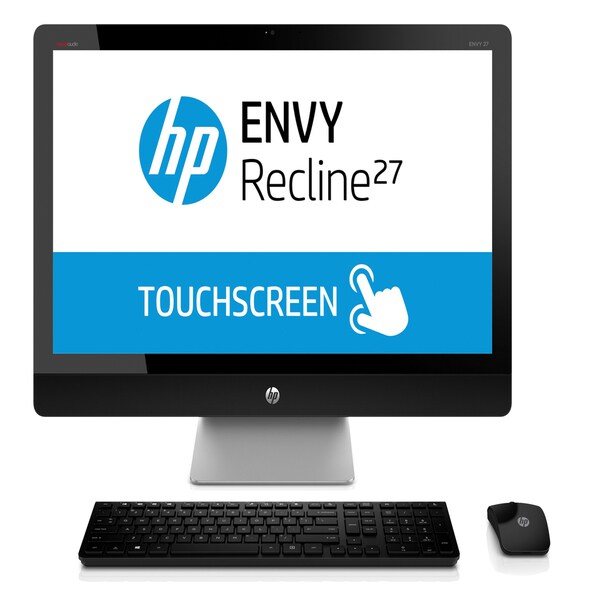 HP Envy Recline 27-k350 All-in-One 27-Inch Touchscreen Desktop (Refurbished)