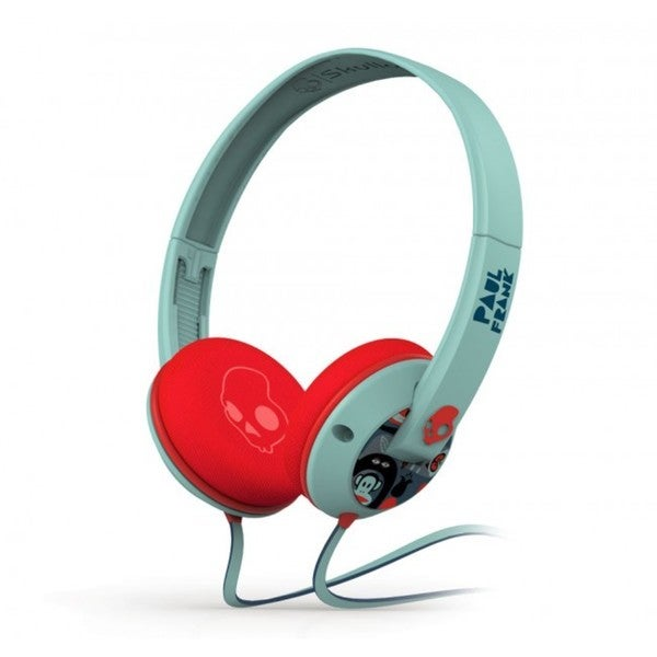 Skullcandy Uprock Paul Frank Over-ear Headphones