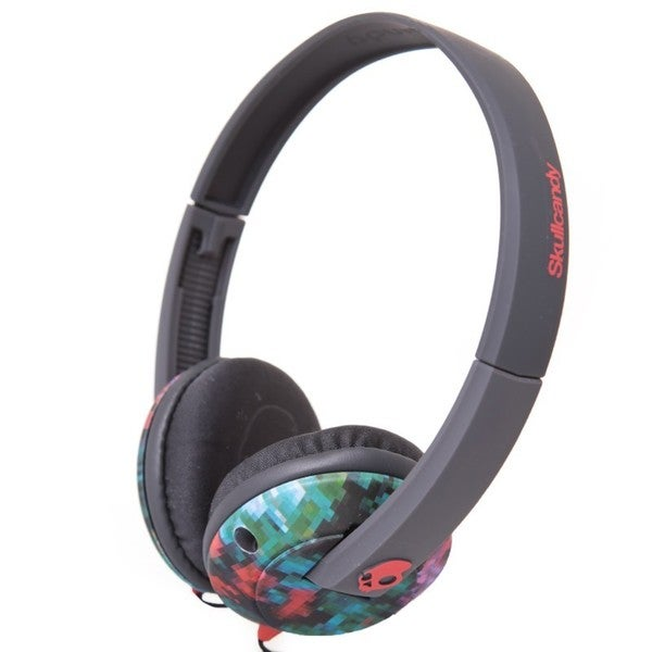 Skullcandy Uprock Black/ Pixel Over-ear Headphones