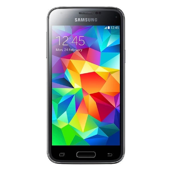 Samsung Galaxy S5 Mini G800H 16GB HSPA+ Unlocked GSM Dual-SIM Phone - Blue (Refurbished)