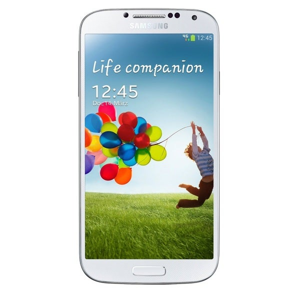 Samsung Galaxy S4 I9505 16GB Unlocked GSM 4G LTE Quad-Core Phone - White (Refurbished)