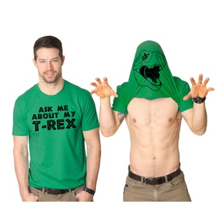 Men's Trex Flip Cotton T-shirt