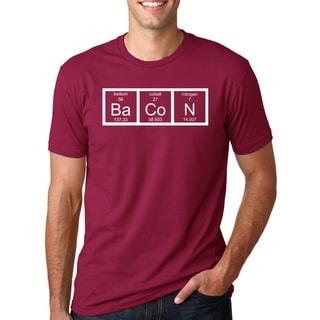 Men's Bacon Chemistry Cotton T-shirt