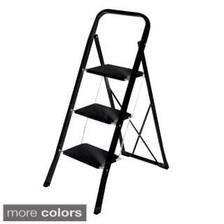 Home Basics 35.5-inch 3-step Ladder
