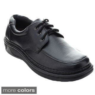 Roucs Cas-01 Men's Fashion Lace Up Low Top Oxfords