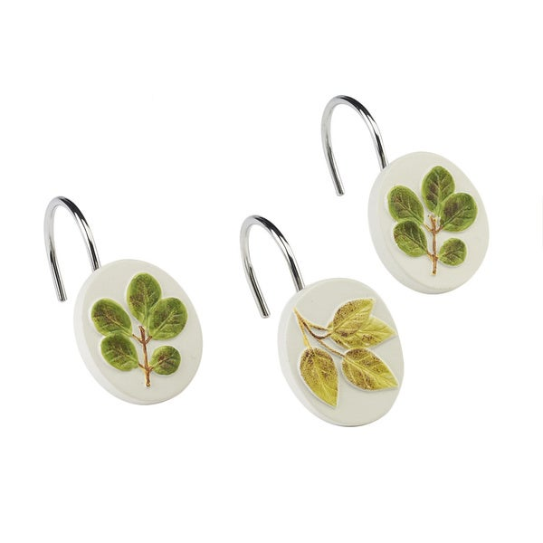 Foliage Garden Shower Hooks