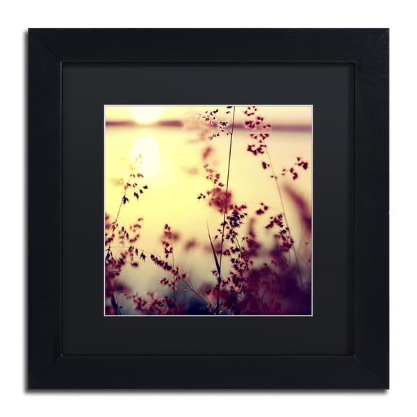Beata Czyzowska Young 'At the End of the Day' Framed Canvas Wall Art