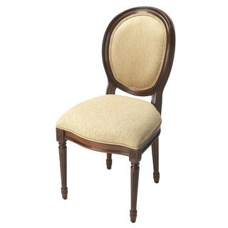 Plantation Cherry Finish Side Chair
