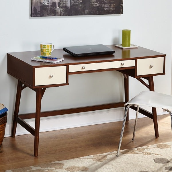 Simple Living Sutton Mid Century Desk