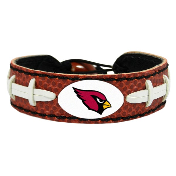 Arizona Cardinals Classic Football Bracelet